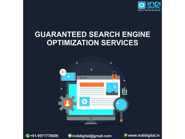 Find the best guaranteed search engine optimization services for your business - 1/1