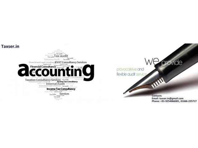 Tax Return service providerin sirsa - 9/10