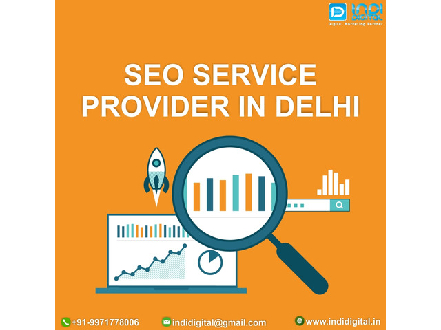 Which is the best SEO Company for SEO service in Delhi - 1/1