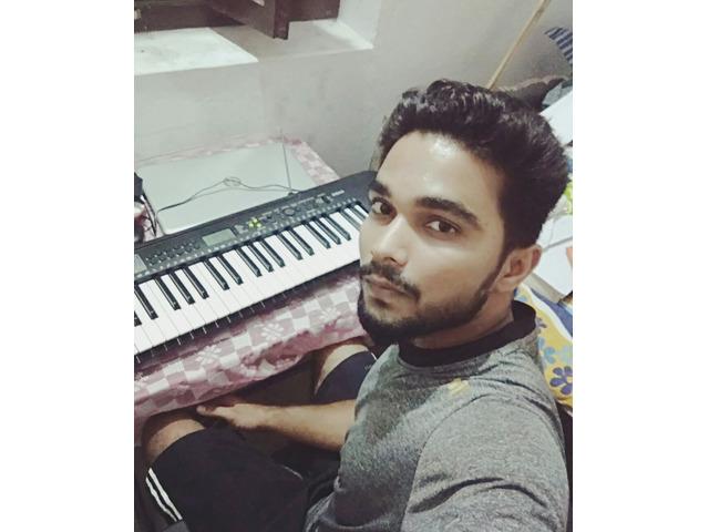 Casio Electronic Keyboard 1 year old @ ₹2000 - 1/2