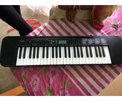 Casio Electronic Keyboard 1 year old @ ₹2000 - Image 2/2