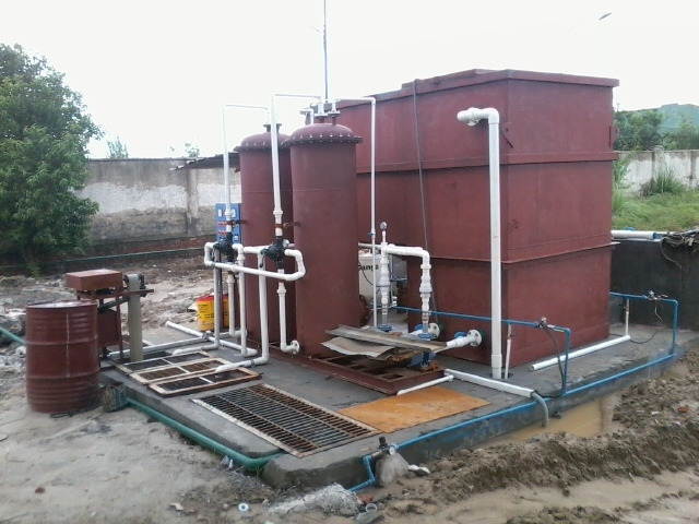 SAF Engineers | Water Treatment Plant,Waste Water Treatment Plant - 1/1