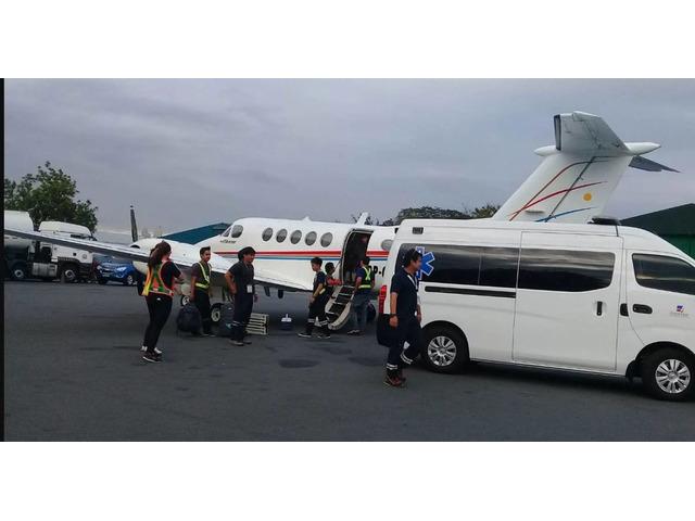 Air Ambulance In India   International Air Ambulance - 1/1
