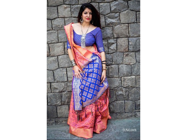 Get The latest collection at vadhucreations.com - 3/4