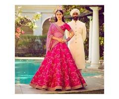 Buy the Latest Bridal lehengas  @vadhucreations.com - Image 2/4