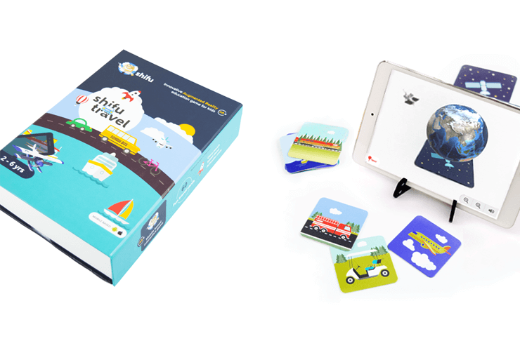 Shifu Travel is an interactive and fun game for kids in which they learn about vehicles