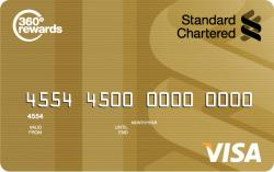 Find best standard charted bank credit card get complete info online reheart Image collections