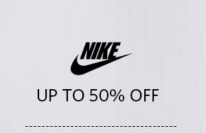 Nike | Up to 50% Off