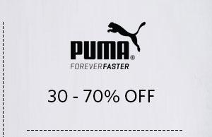 Puma | 30 - 70% Off
