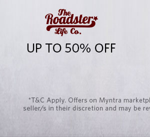 Roadster | Up to 50% Off