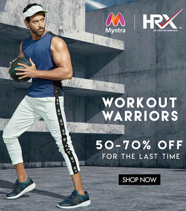 HRX | 50 - 70% Off