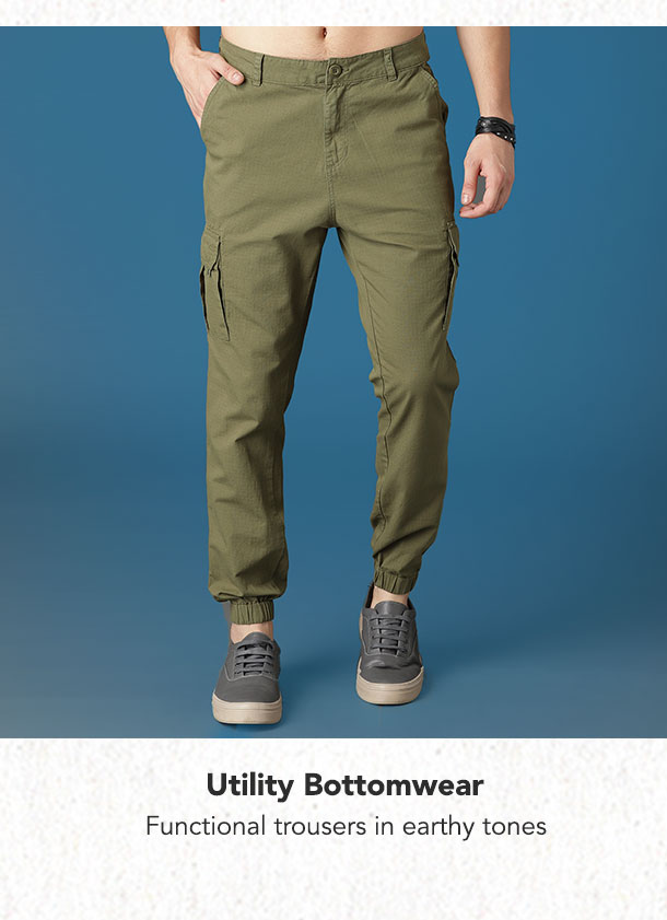 Utility Bottomwear