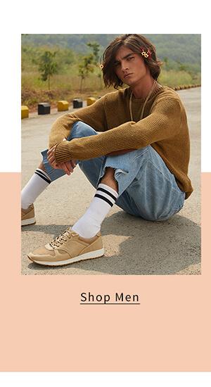 Fresh & New - Shop Men