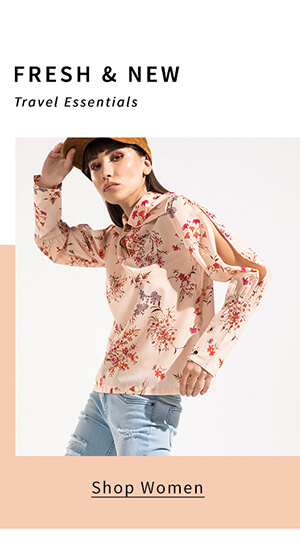 Fresh & New - Shop Women