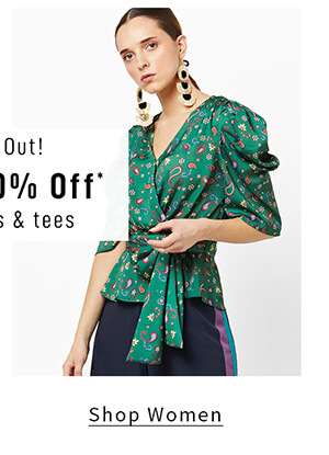 Min 50% off on Must Haves - Top up! - Shop Women
