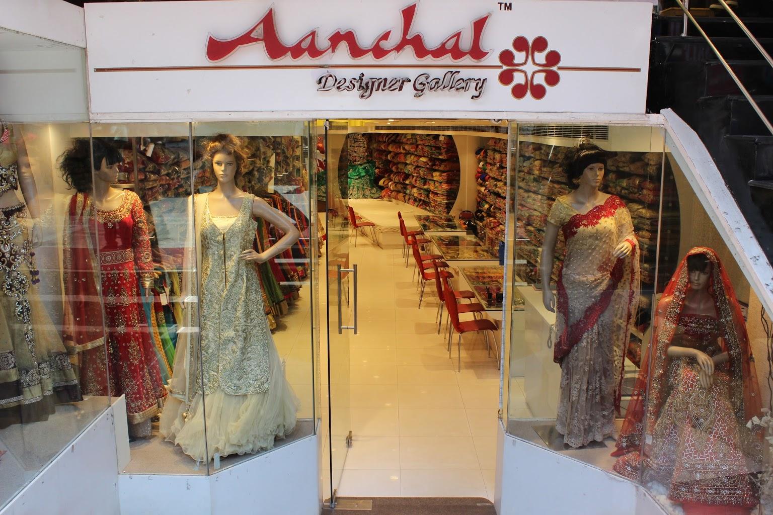 Aanchal Designer Gallery (Commercial Street)