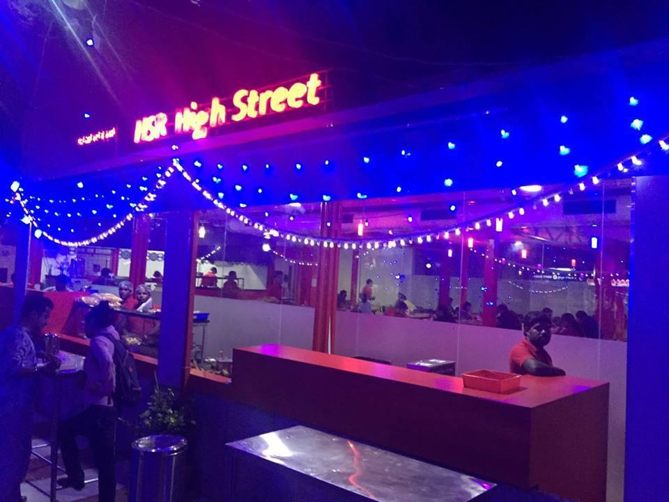 HSR High Street (HSR Layout)