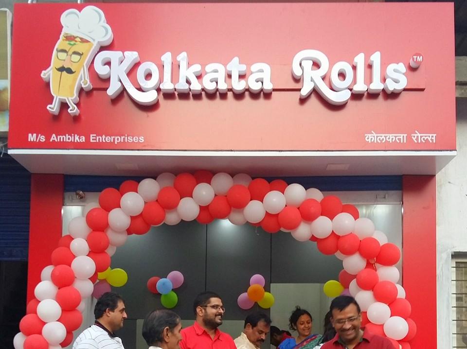 Kolkata Rolls (Kharadi)