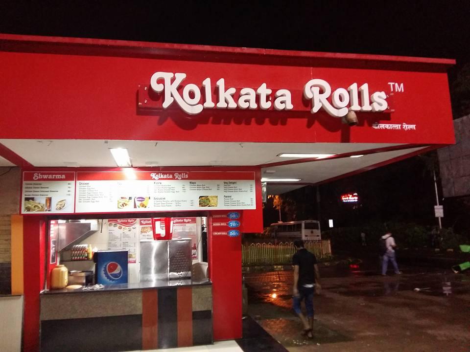 Kolkata Rolls (Kharghar)