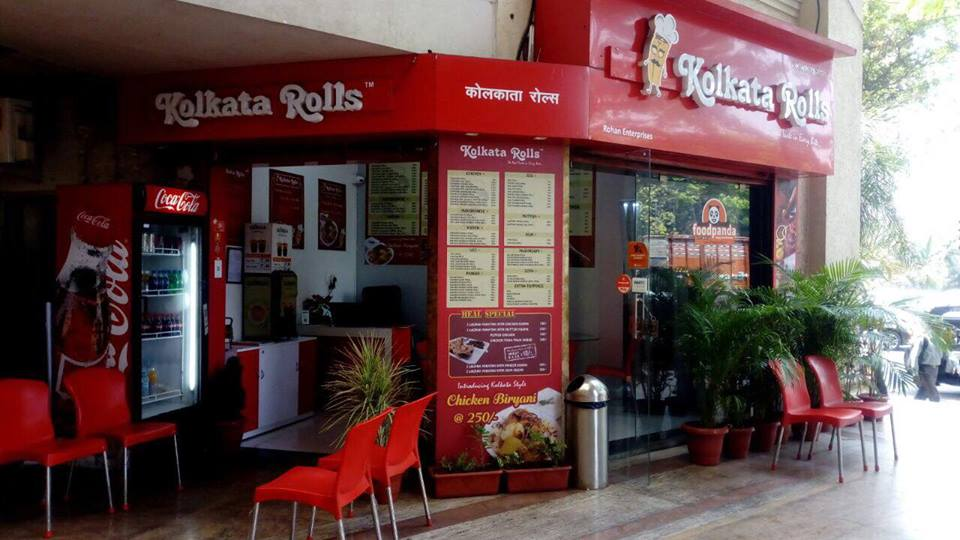 Kolkata Rolls (Powai Plaza)