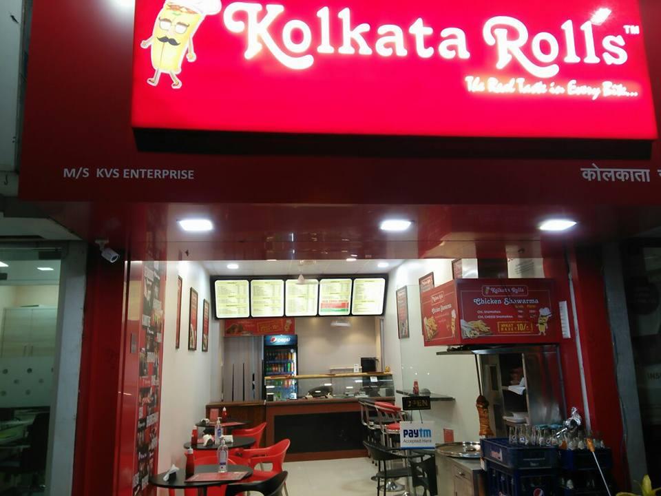 Kolkata Rolls (Vashi)