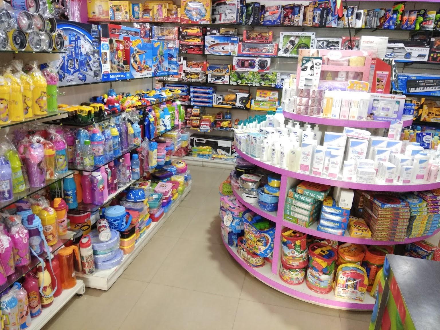 My Toy Shop (BTM Layout)