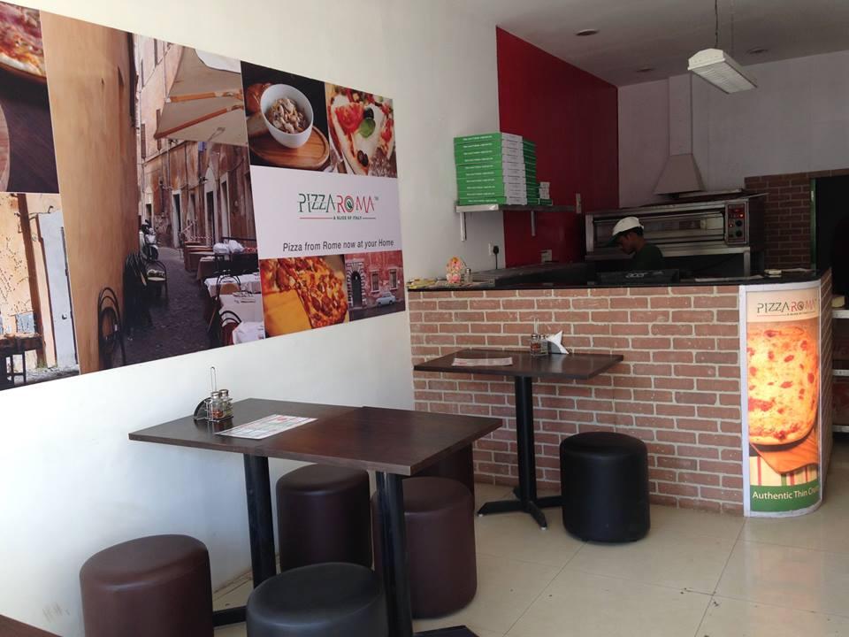 Pizzaroma (Powai Plaza)