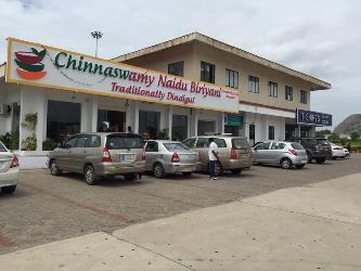 Chinnaswamy Naidu Biryani