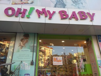 Oh My Baby Shop
