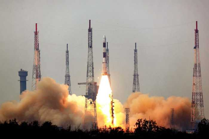 Spaceflight set to launch 11 spacecrafts on India's PSLV-C40
