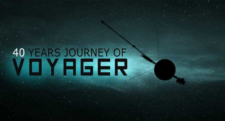 Voyager Space Probes