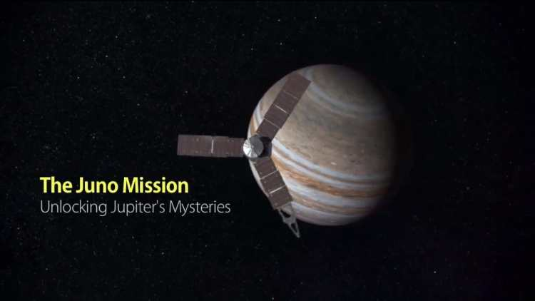 Mission Juno - Great documentary on Jupiter and NASA's Juno probe.