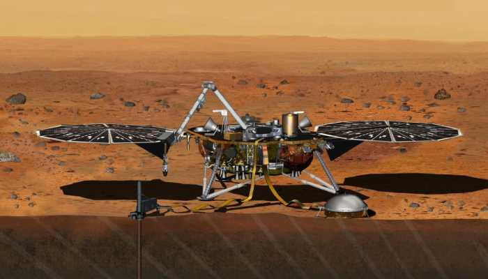 Mars InSight Mission 2018