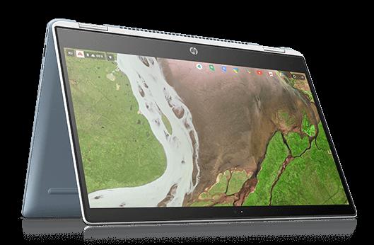 HP Chromebook x360 14-da0003TU