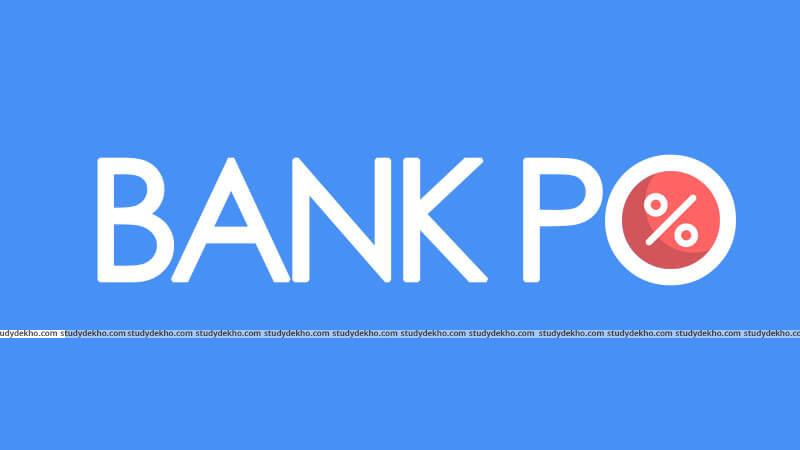 Banks Probationary Officers Examination (Bank PO Exam)