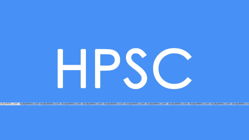 HPSC (Himachal Pradesh Civil Services)