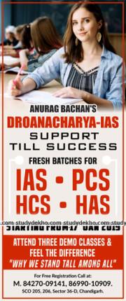 Dronacharya IAS Images