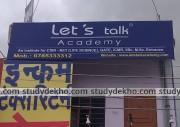 Let's Talk Academy Logo