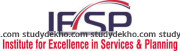 IESP (Institute for Excellence in Services & Planning) Logo