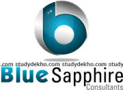 BLUE SAPPHIRE Logo