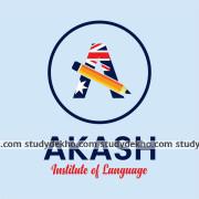 Akash Institute Logo