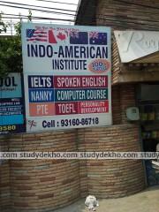 INDO AMERICAN Institute Logo