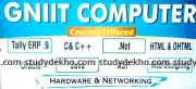 GNIIT COMPUTERS Logo