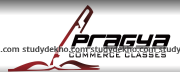 Pragya Commerce Classes Logo