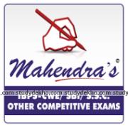 Mahendra's Institute Logo