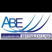 Academy of British English Logo