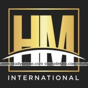 HM International Logo