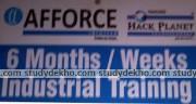 Afforce Hack Planet Logo