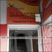 Dr. G.S. Arora's Chemistry Classes Logo
