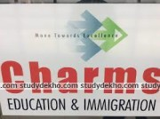 Charms Education & Immigration Services Logo